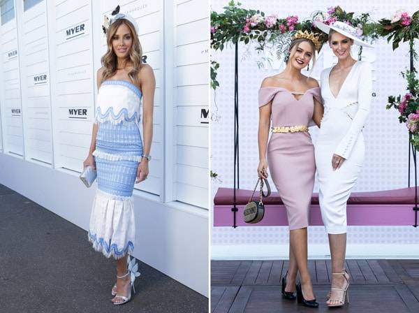 Race Day Dresses   The Complete