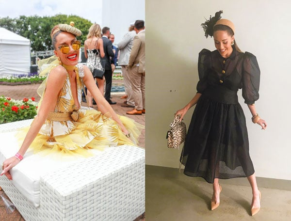 Claire Hahn yellow and black dress new zealand