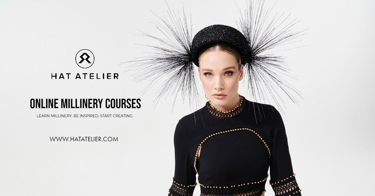 learn to make millinery